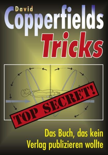 Copperfields Tricks als Buch (kartoniert)