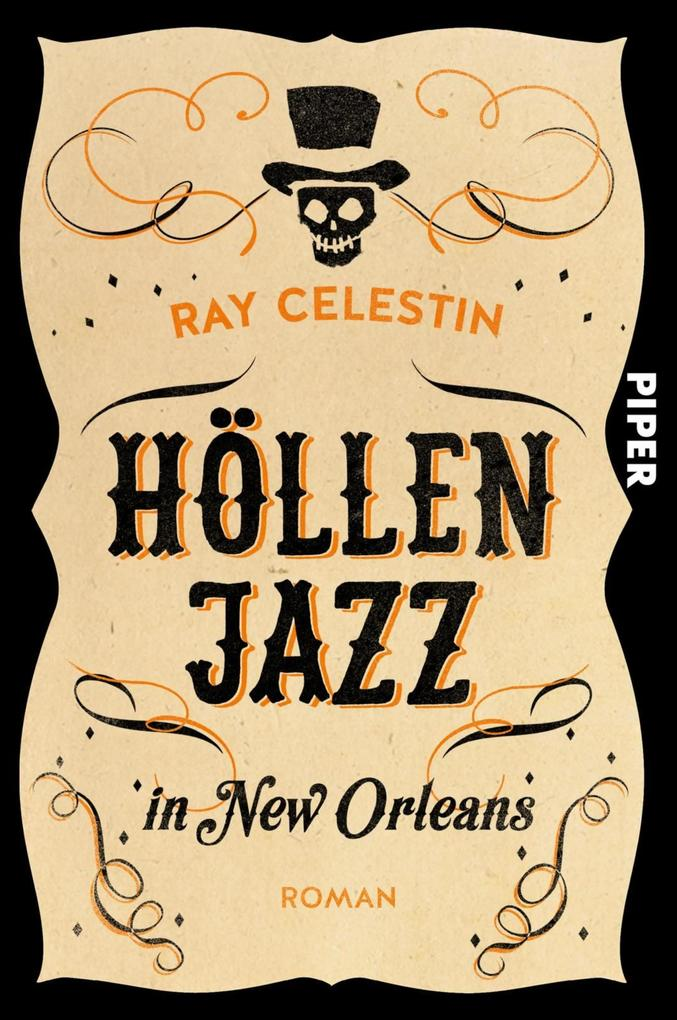 Höllenjazz in New Orleans als eBook epub