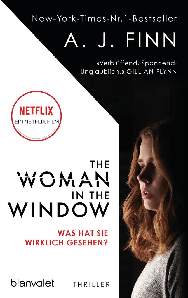 The Woman in the Window - Was hat sie wirklich gesehen? als eBook
