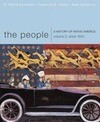 The People: A History of Native America, Volume 2: Since 1845