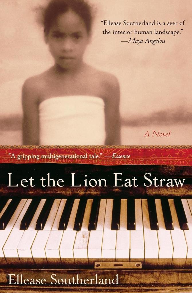 Let the Lion Eat Straw als Taschenbuch
