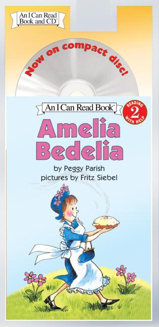 Amelia Bedelia Book and CD [With CD] als Taschenbuch