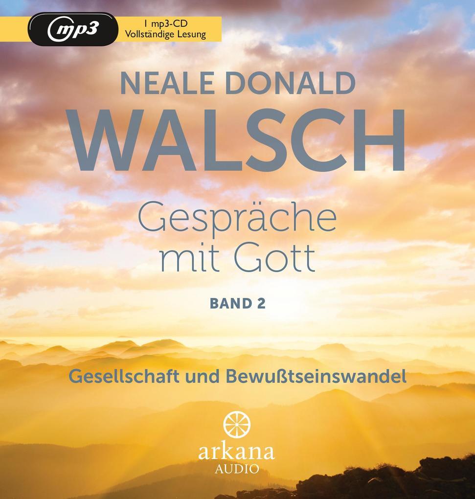 Gespräche mit Gott - Band 2 als Hörbuch CD