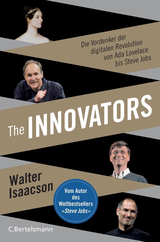 The Innovators als Buch (gebunden)