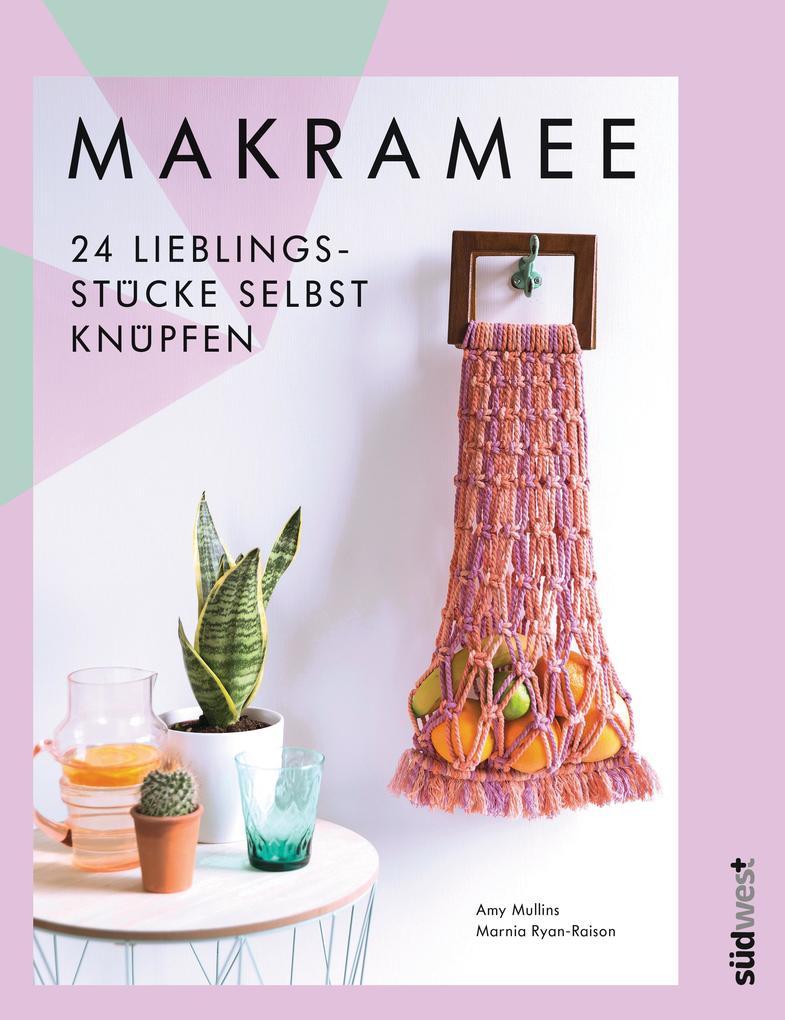 Makramee als Buch (kartoniert)