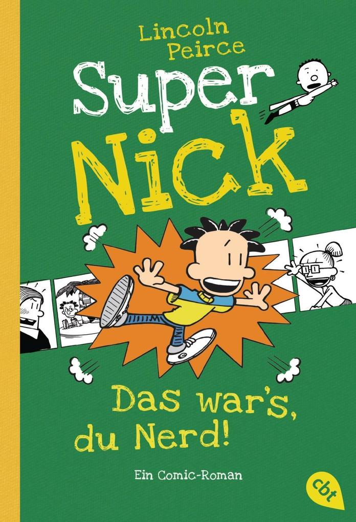 Super Nick - Das war's, du Nerd! als Taschenbuch