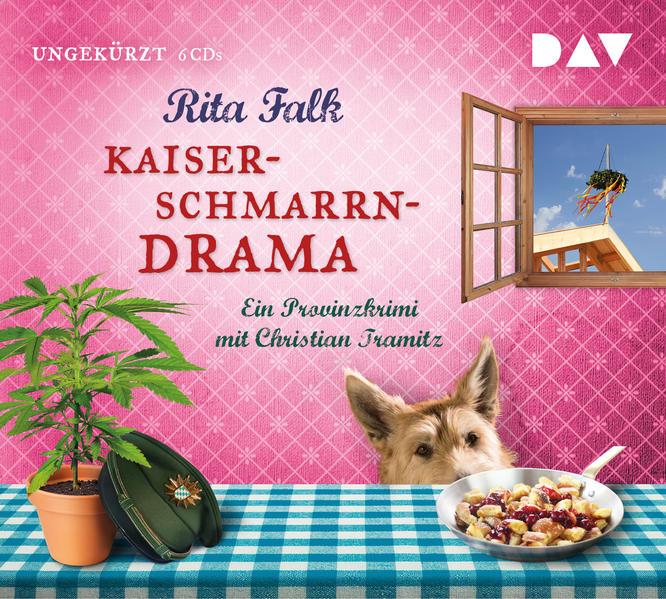 Kaiserschmarrndrama. Ein Provinzkrimi als Hörbuch