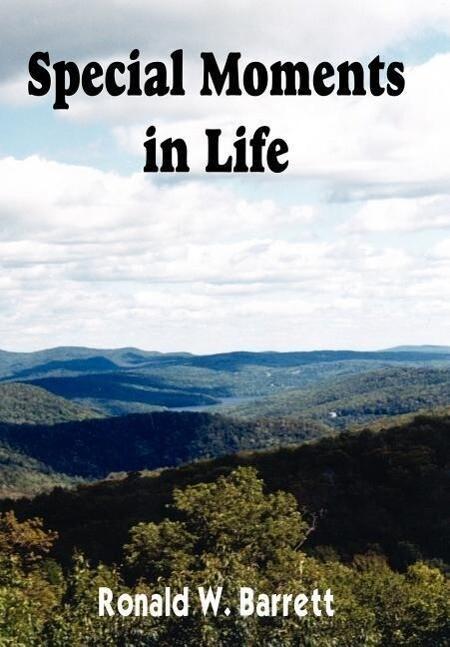Special Moments in Life als Buch (gebunden)
