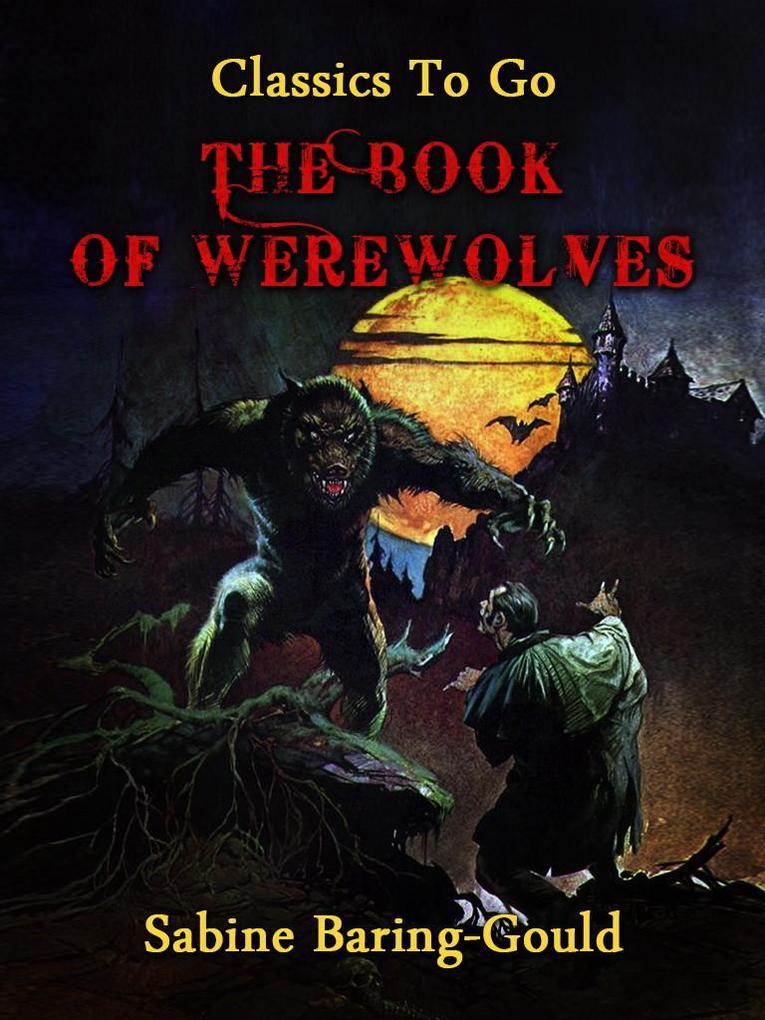 The Book of Werewolves als eBook epub