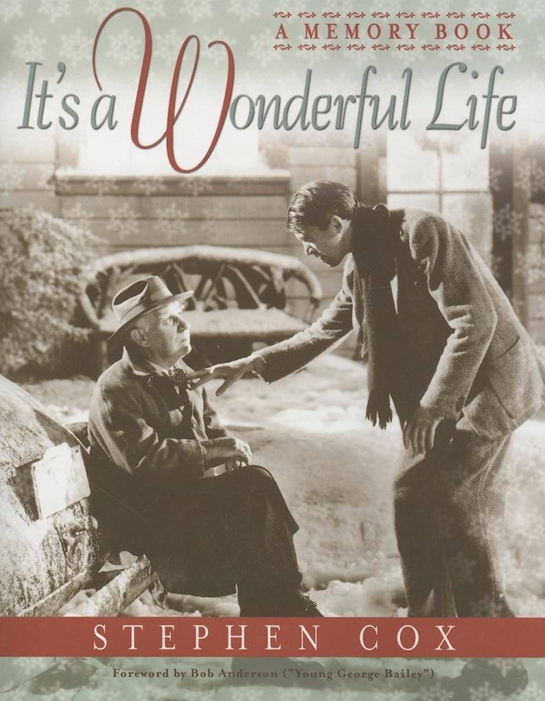 It's a Wonderful Life: A Memory Book als Taschenbuch