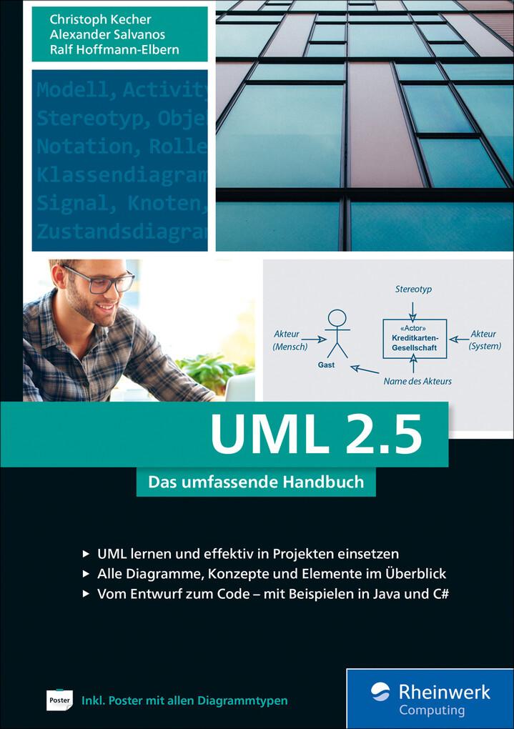 UML 2.5 als eBook epub