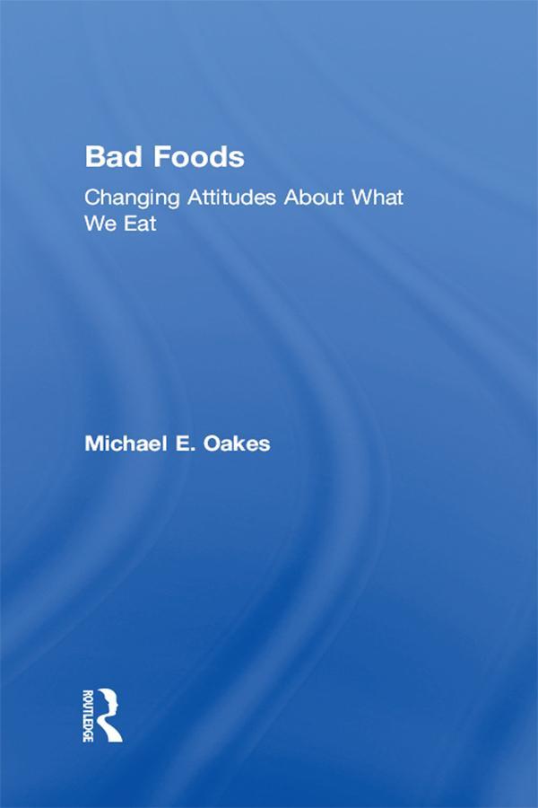 Bad Foods als eBook epub