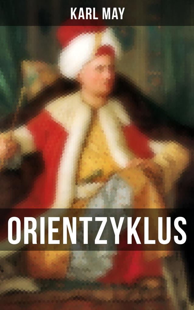 Orientzyklus als eBook epub