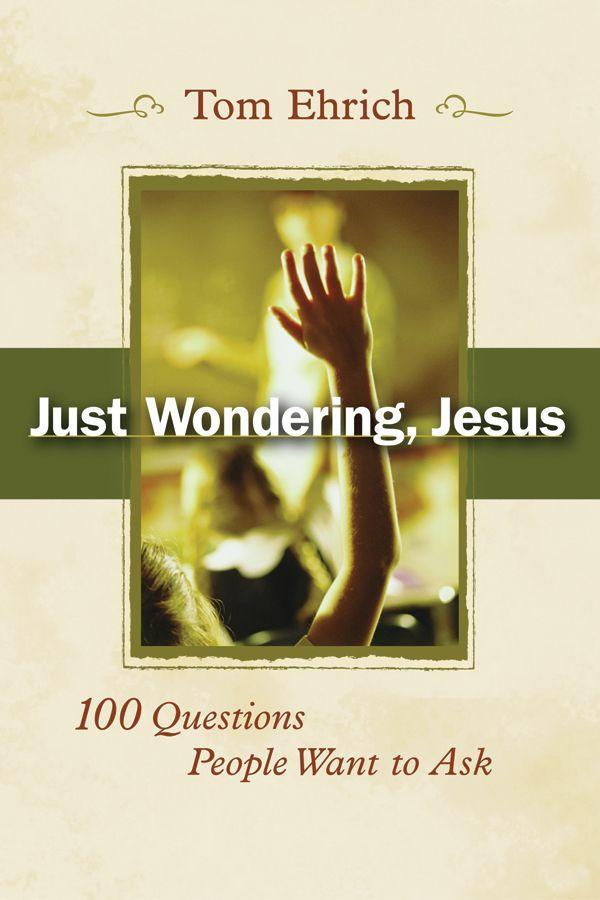 Just Wondering, Jesus: 100 Questions People Want to Ask als Taschenbuch