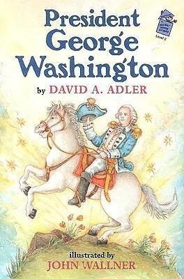 President George Washington: A Holiday House Reader Level 2 als Buch (gebunden)