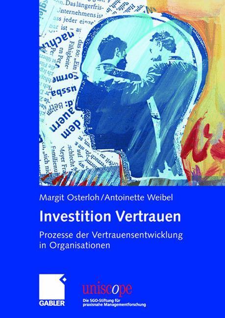 Investition Vertrauen als Buch (gebunden)