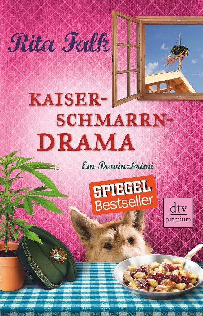 Kaiserschmarrndrama als Buch (kartoniert)
