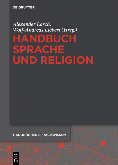 Handbuch Sprache und Religion als eBook epub