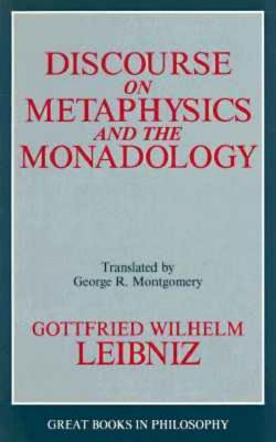 Discourse on Metaphysics and the Monadology als Taschenbuch