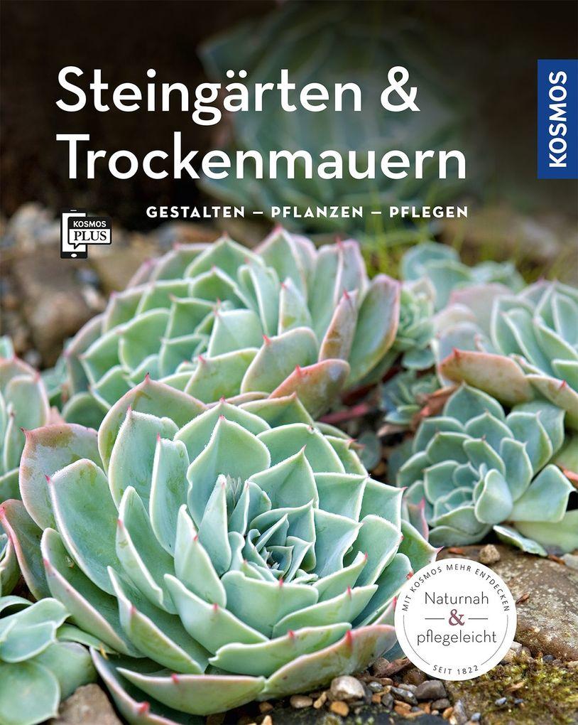 Steingärten und Trockenmauern (Mein Garten) als Buch (kartoniert)