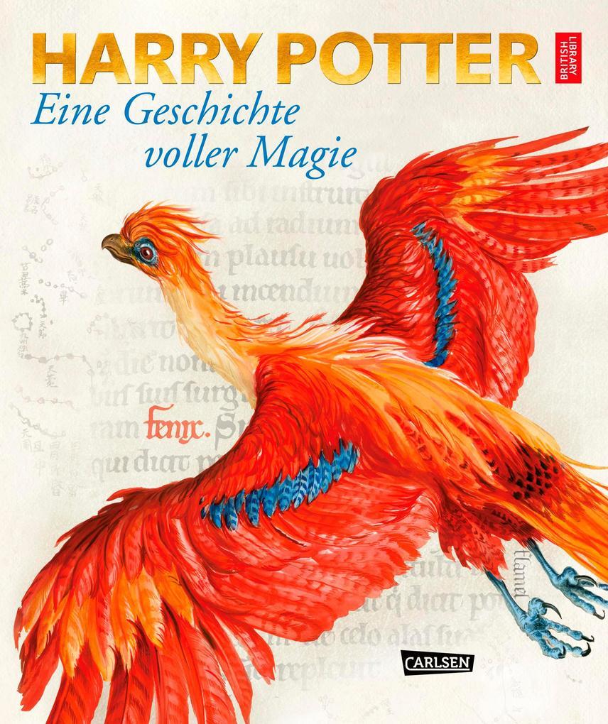 Harry Potter: Eine Geschichte voller Magie als Buch (gebunden)