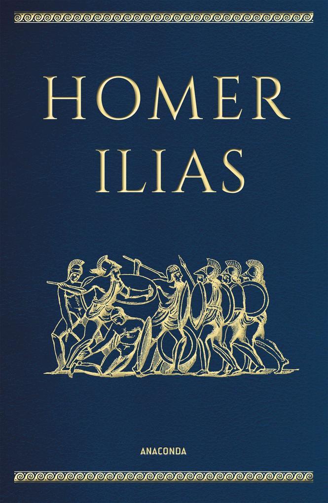 Ilias als Buch (gebunden)