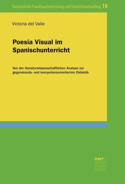 Poesía Visual im Spanischunterricht als Taschenbuch