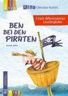 """Ben bei den Piraten"" 3-fach differenzierter Lesebegleiter"