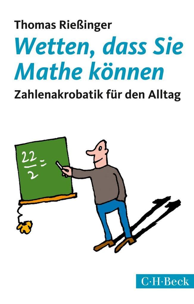 Wetten, dass Sie Mathe können als Taschenbuch