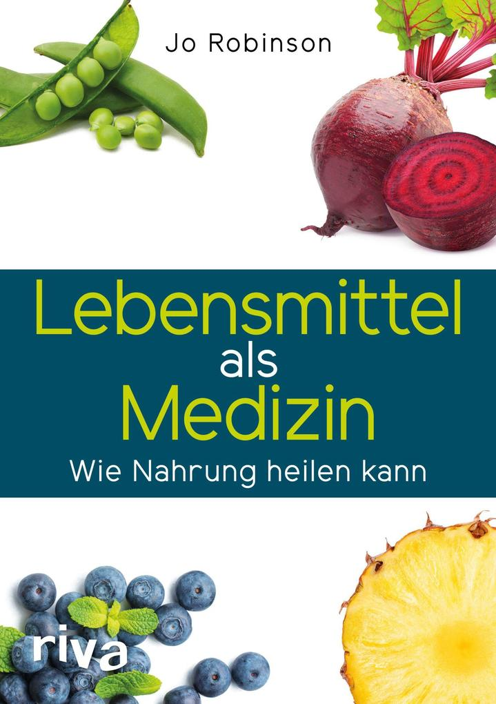 Lebensmittel als Medizin als Buch