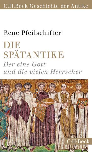 Die Spätantike als Buch (kartoniert)