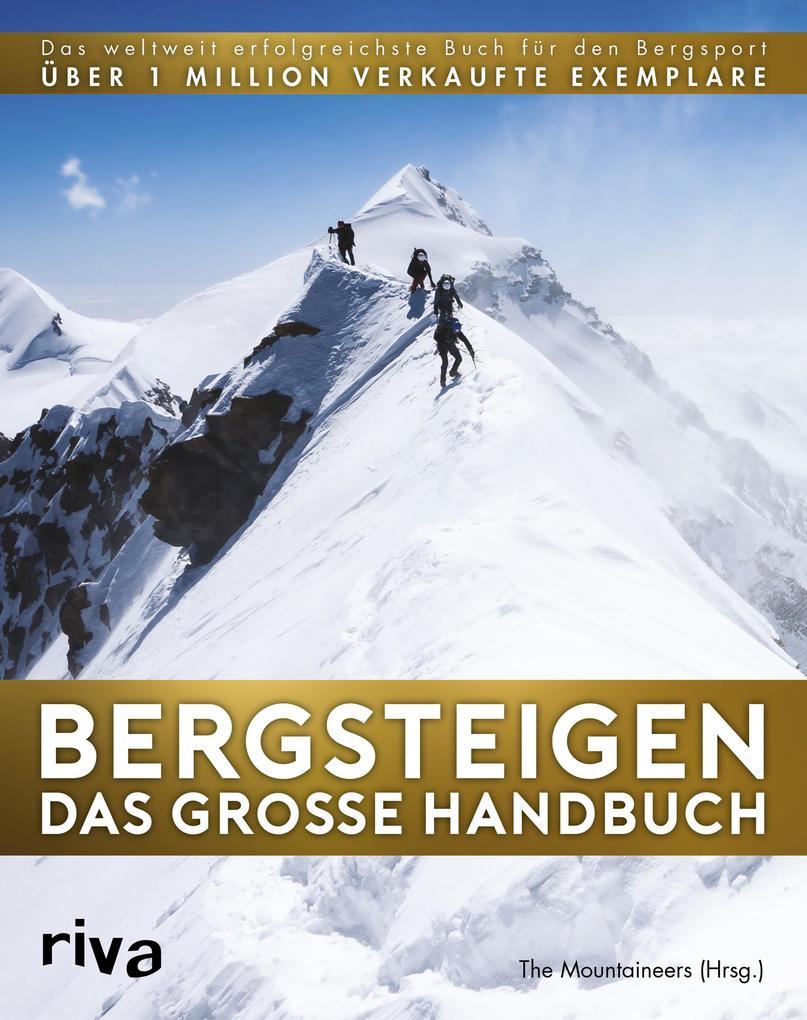 Bergsteigen - Das große Handbuch als Buch (gebunden)