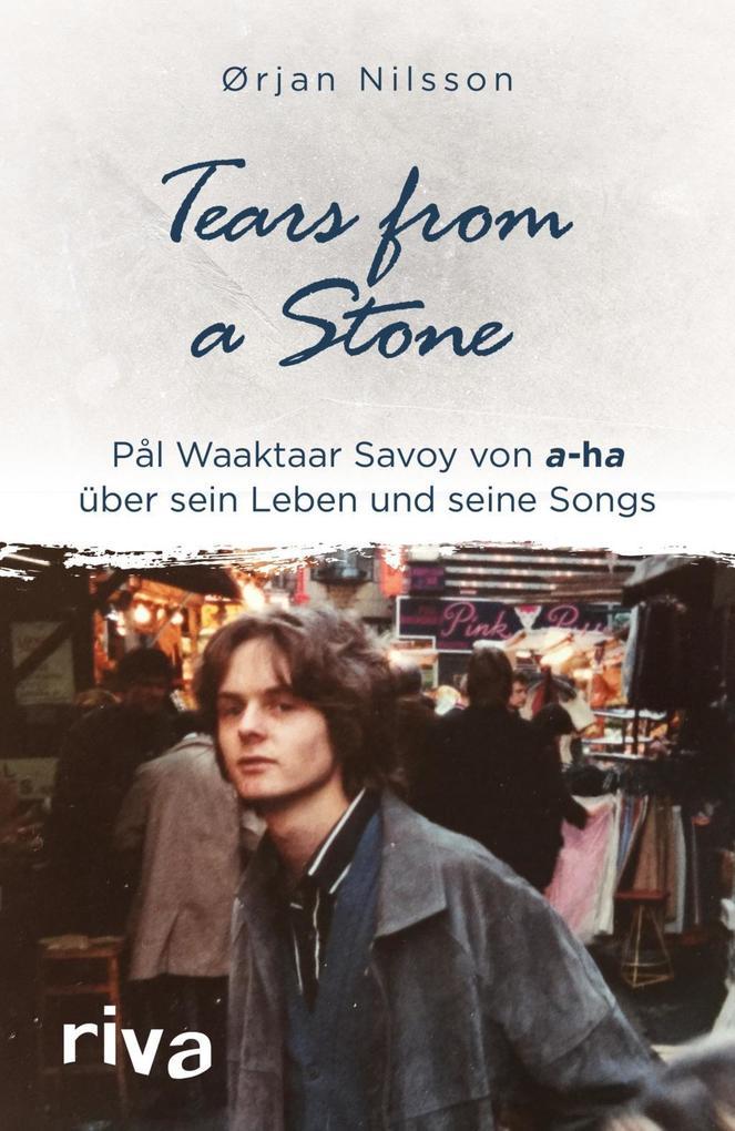 Tears from a Stone als Buch (gebunden)