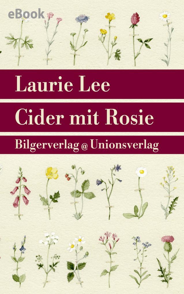 Cider mit Rosie als eBook epub