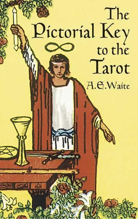 The Pictorial Key to the Tarot als Taschenbuch