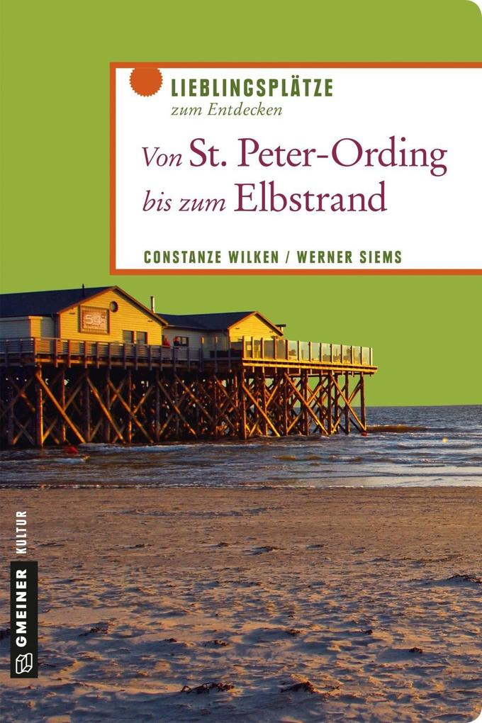 Von St. Peter-Ording bis zum Elbstrand als Taschenbuch