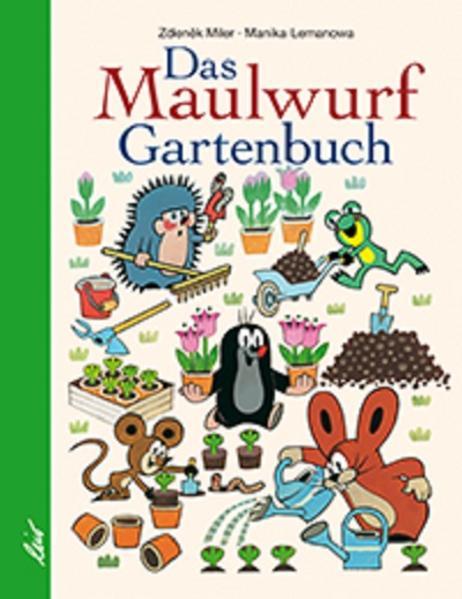 Das Maulwurf Gartenbuch als Buch (gebunden)