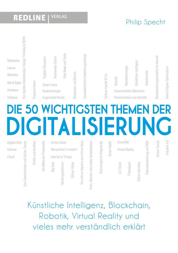 Die 50 wichtigsten Themen der Digitalisierung als eBook epub