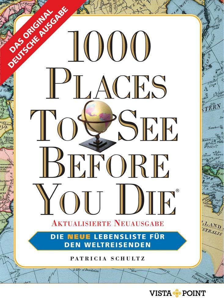 1000 Places To See Before You Die als Buch (kartoniert)