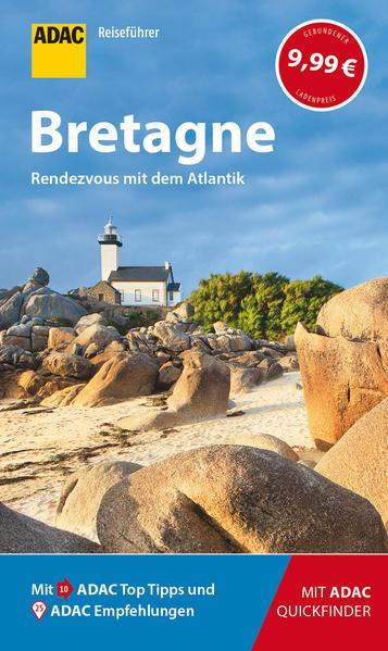 ADAC Reiseführer Bretagne als Buch (kartoniert)