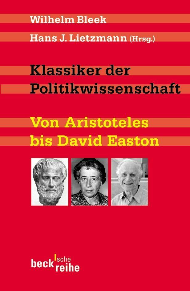 Klassiker der Politikwissenschaft als Taschenbuch