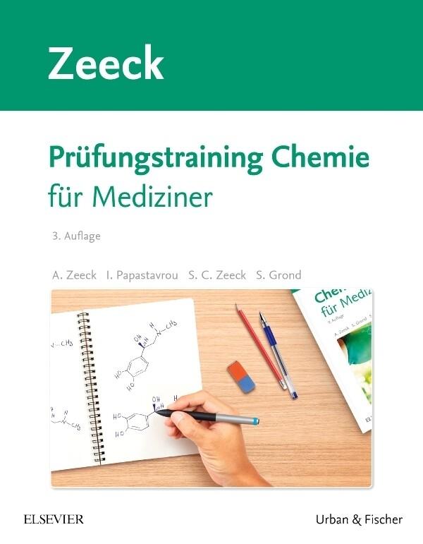 Prüfungstraining Chemie als Buch (kartoniert)