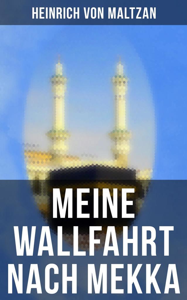 Meine Wallfahrt nach Mekka als eBook epub