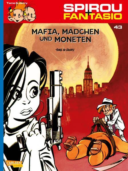 Spirou und Fantasio 43 als Buch (kartoniert)