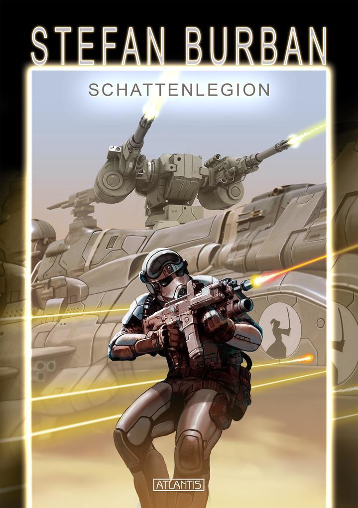 Das gefallene Imperium 4: Schattenlegion als eBook epub