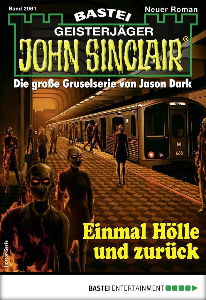 John Sinclair 2061 - Horror-Serie als eBook epub