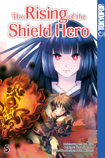 The Rising of the Shield Hero 05 als Taschenbuch
