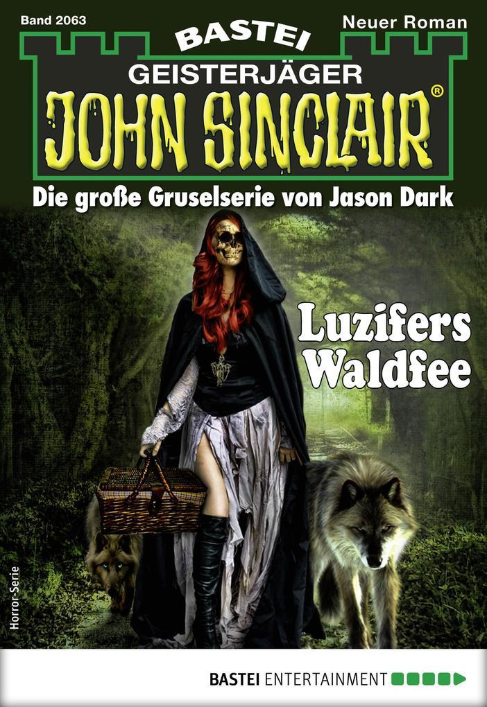 John Sinclair 2063 - Horror-Serie als eBook epub