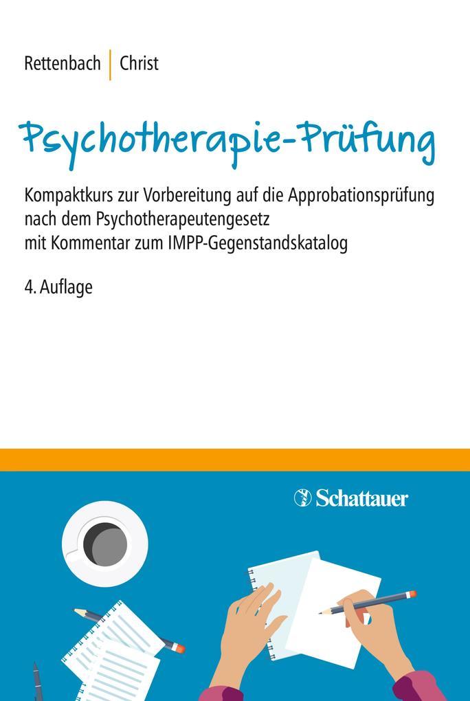 Die Psychotherapie-Prüfung als eBook pdf