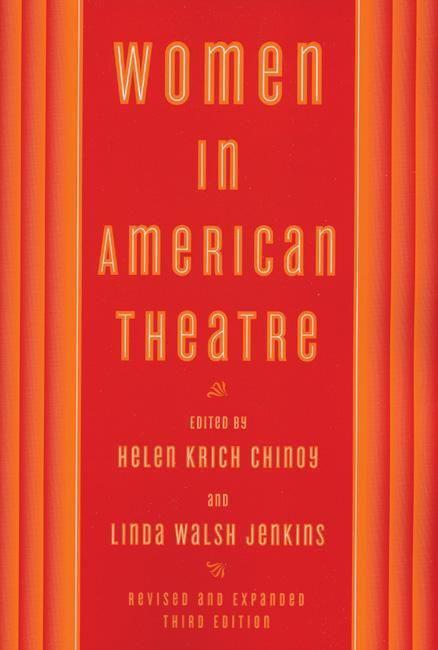 Women in American Theatre als Taschenbuch